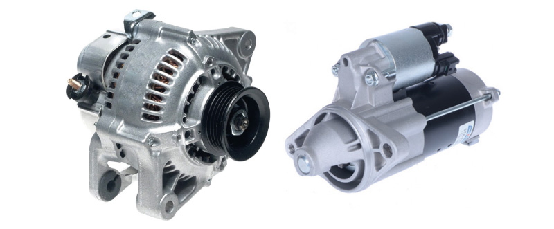 Aftermarket - Alternators and Starters