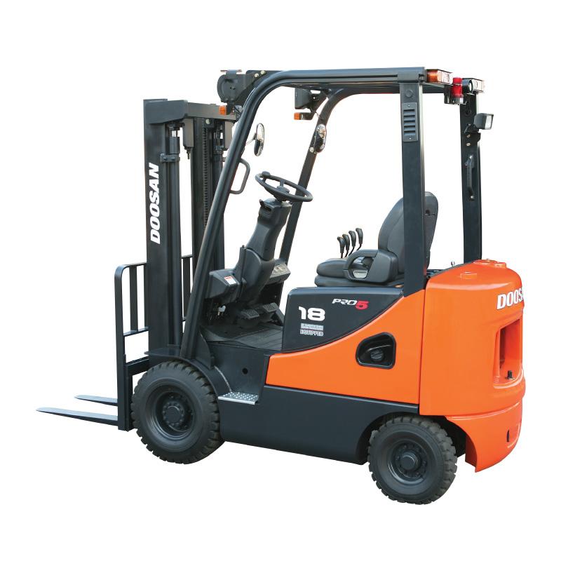 Diesel Forklift Trucks - Diesel Forklift (1.5 to 2.0 ton)