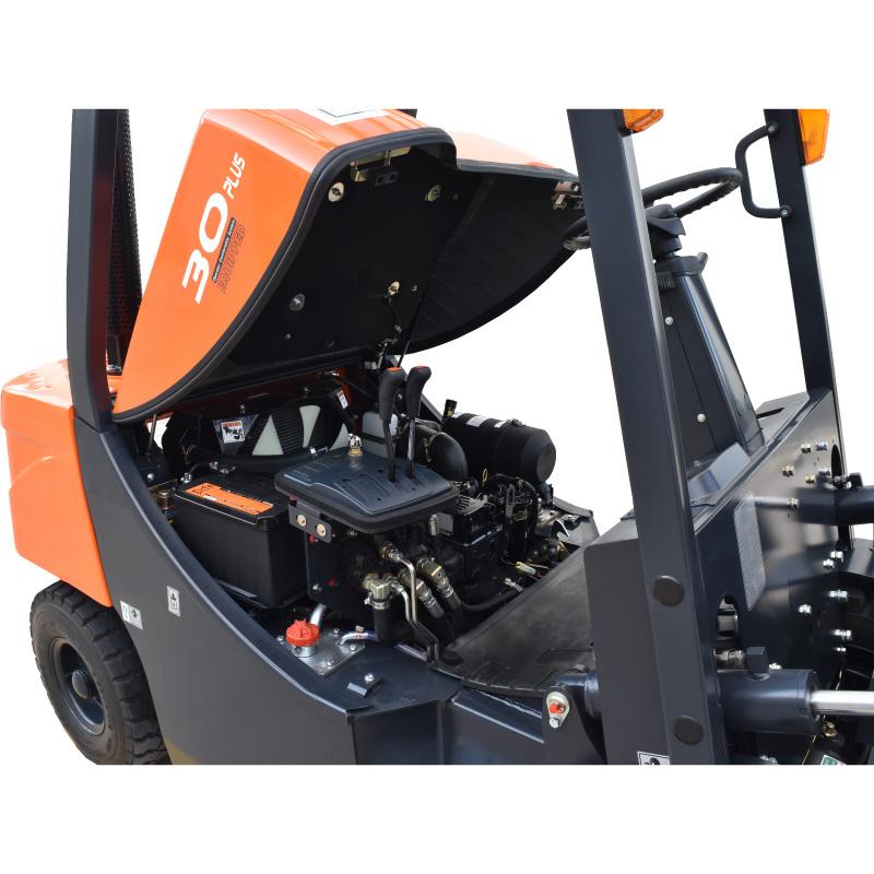 Carretillas Diesel - Carretilla Diesel GX (2 a 3 ton)