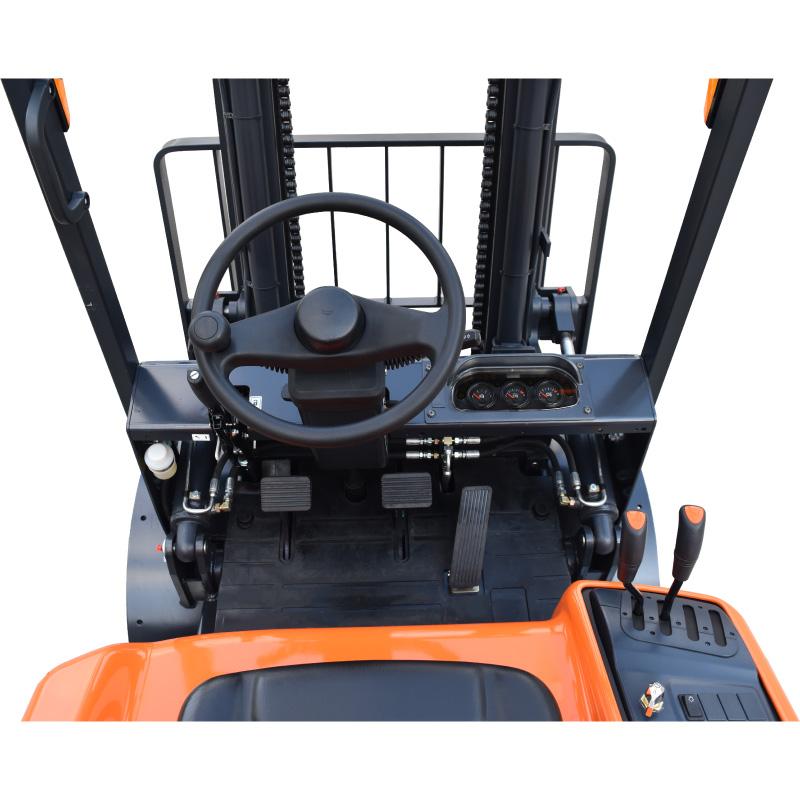Diesel Forklift Trucks - GX Diesel Forklift (2 to 3 ton)