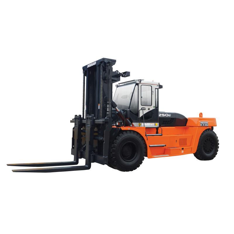 Diesel Forklift Trucks - Diesel Forklift (10 to 25 ton)