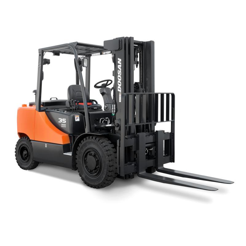 Diesel Forklift Trucks - Diesel Forklift (3.5 to 5.5 ton)