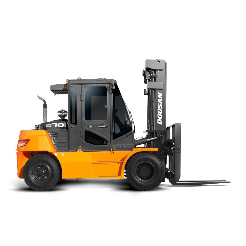Diesel Forklift Trucks - Diesel Forklift (6 to 9 ton)