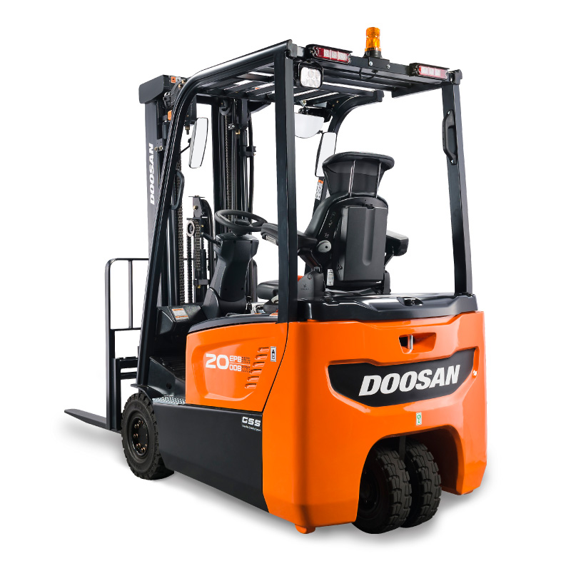 Electric Forklift Trucks - 1.5 t – 2.0 t – 7 Series  3 Wheel