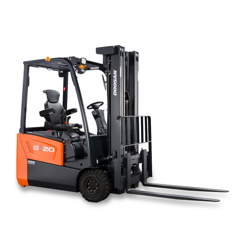 Electric Forklift Trucks - 1.5 t – 2.0 t – 7 Series  3 Wheel