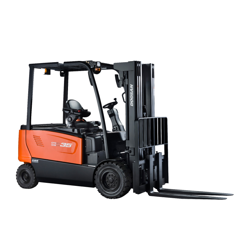 Electric Forklift Trucks - 2.2 t – 3.5 t – 7 Series