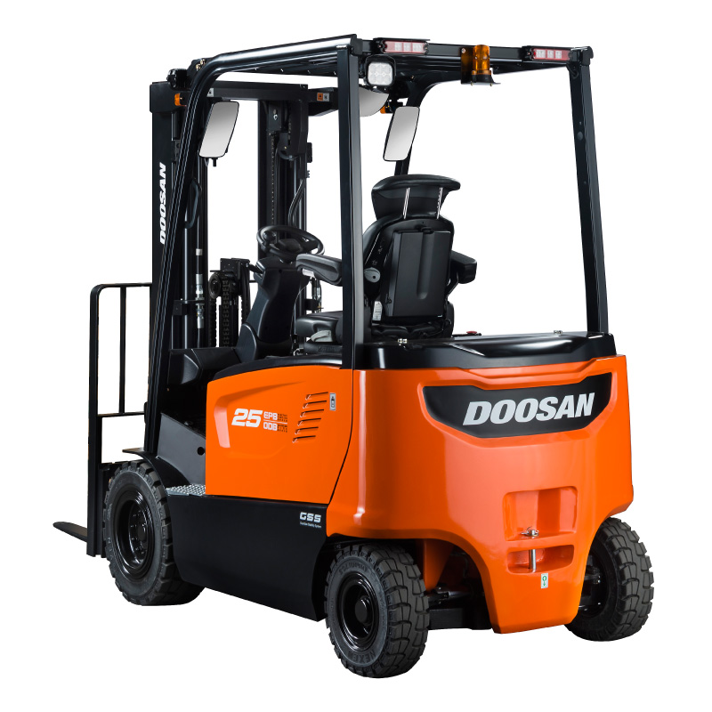 Electric Forklift Trucks - Electric Forklift (2.2 to 3.5 ton)