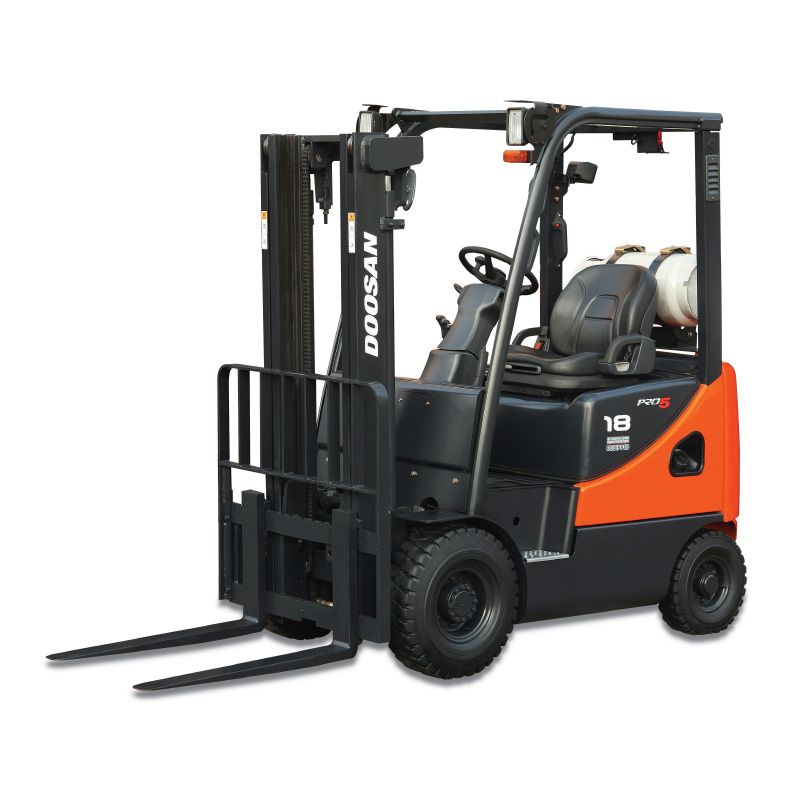 Gas Forklift Trucks - 1.5 t – 2.0 t – Pro 5 Series