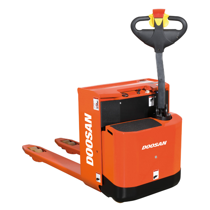Warehouse Equipment - Electric Pallet Trucks