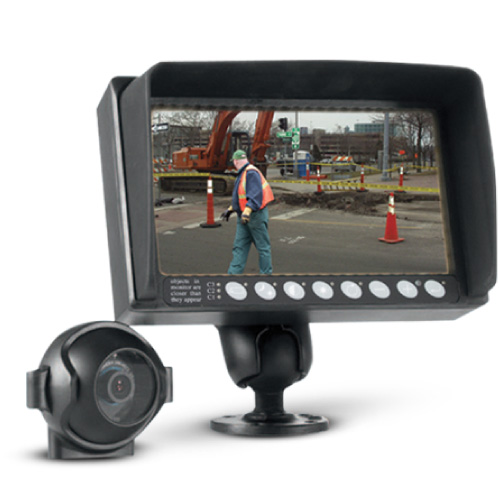 Vision Solutions - Orlaco – Rear Camera System