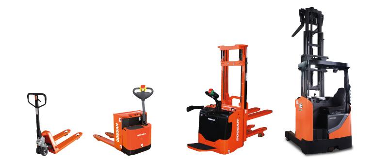 Warehouse Equipment