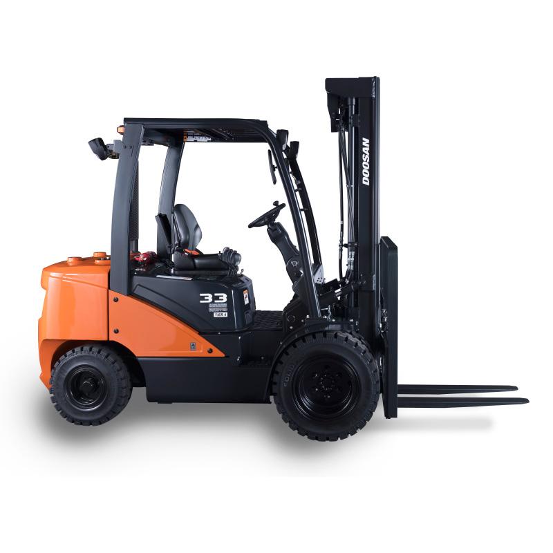 Diesel Forklift Trucks - Diesel Forklift (2.0 to 3.5 ton)
