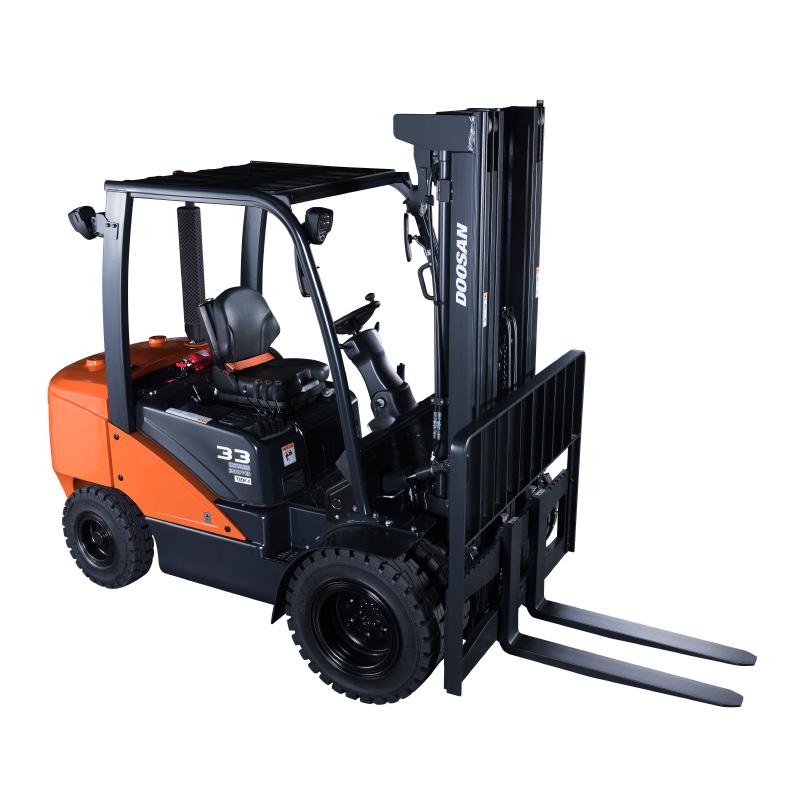 Diesel Forklift Trucks - 2.0 t – 3.5 t – 7 Series