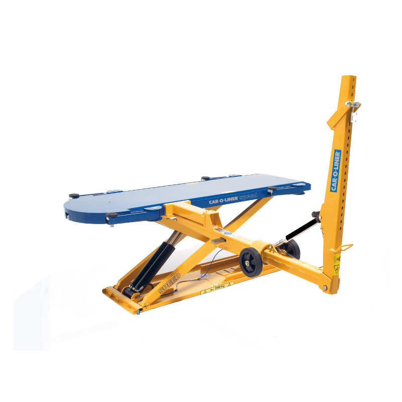 Body Repair Benches - Car-O-Liner – Speed