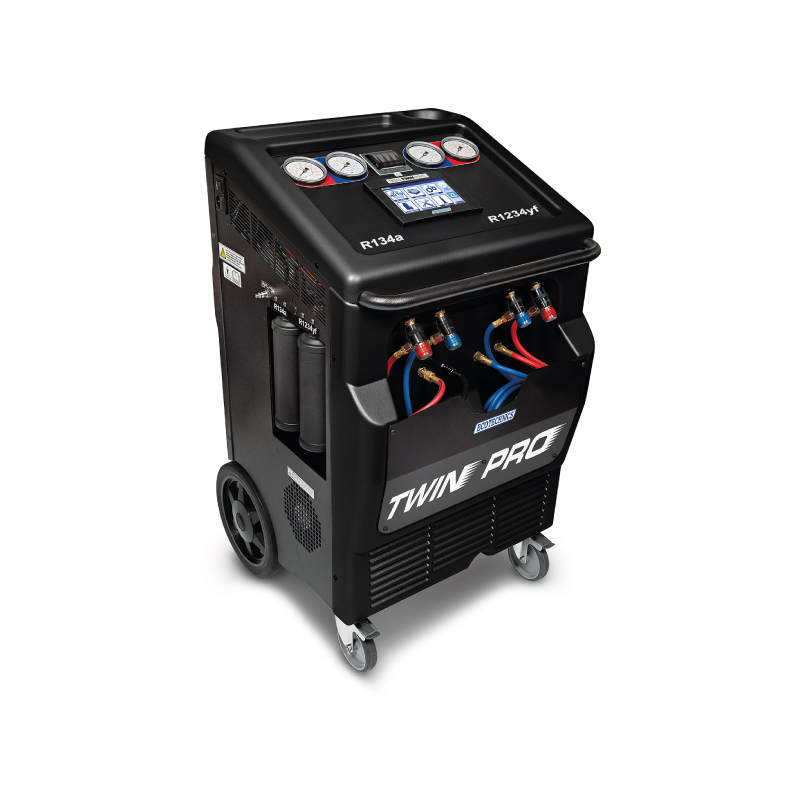Máquinas de A/C - Ecotechnics – Eck Twin Pro