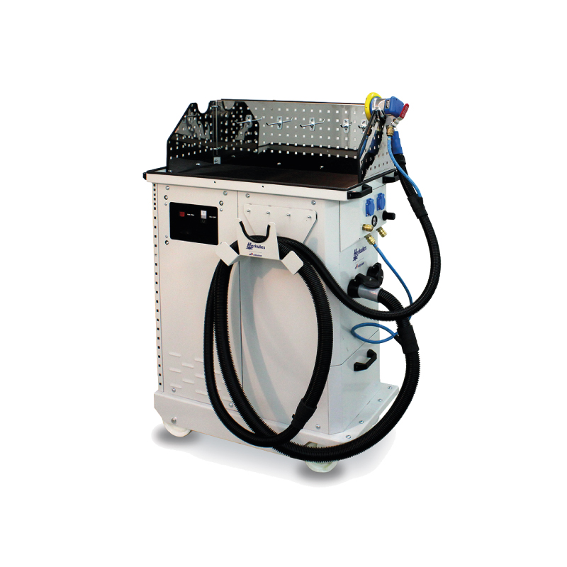 Dust Extration Systems - Herkules – T-2 Mobile