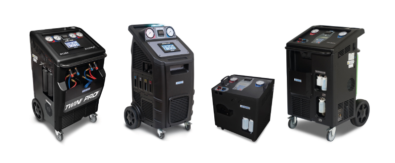 Garage Equipment - A/C Machines