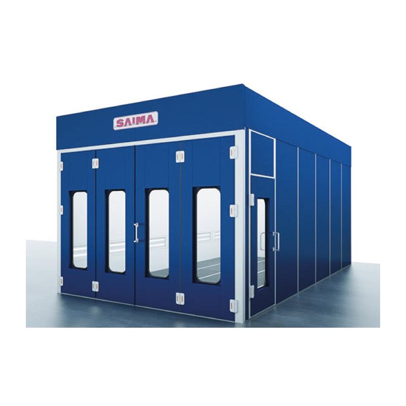 Spray Booths - Saima – Thesis