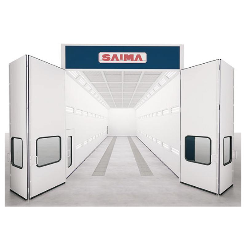 Spray Booths - Saima – Grandi Mezzi