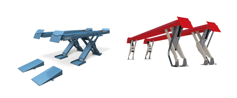 Truck Lifts - Scissors / Platform Lifts
