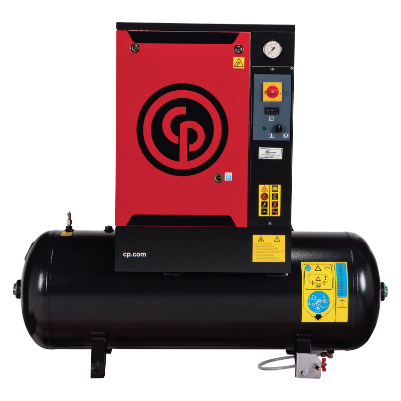 Compressed Air Compressors and Air Networks - Screw Compressor