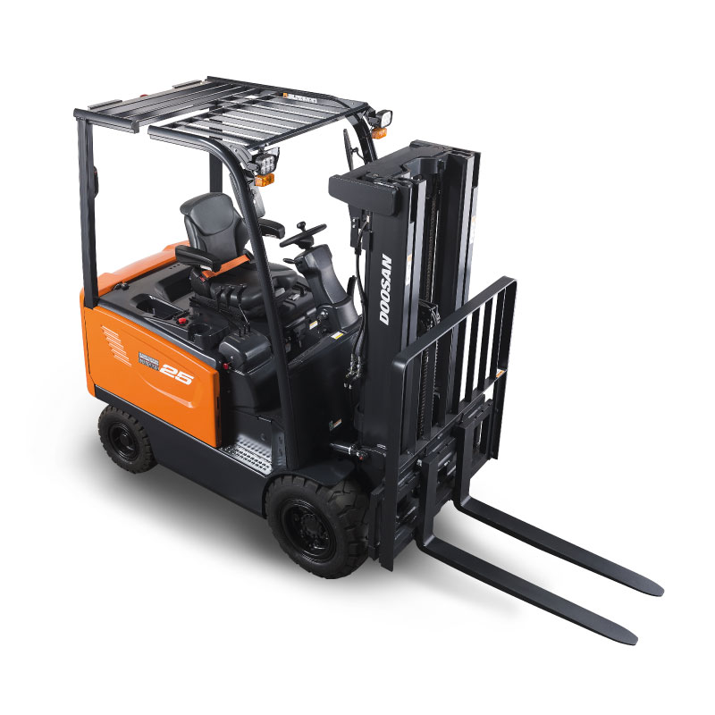 Electric Forklift Trucks - 2.0 t – 3.2 t – Série 7