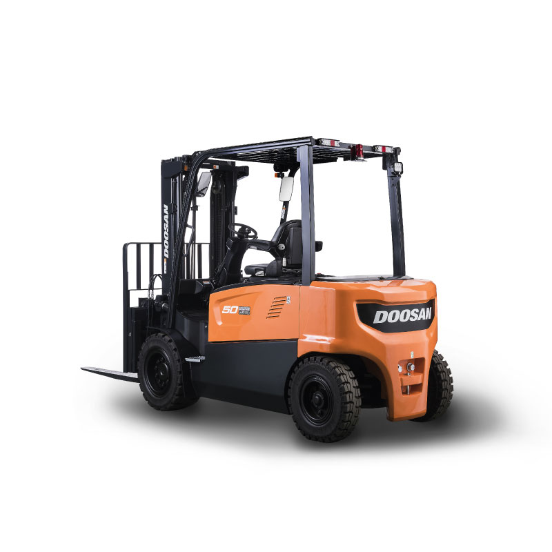 Electric Forklift Trucks - 4.0 t – 5.0 t – Série 7