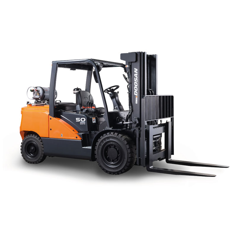 Gas Forklift Trucks - 3.5 t – 5.5 t – Série 7