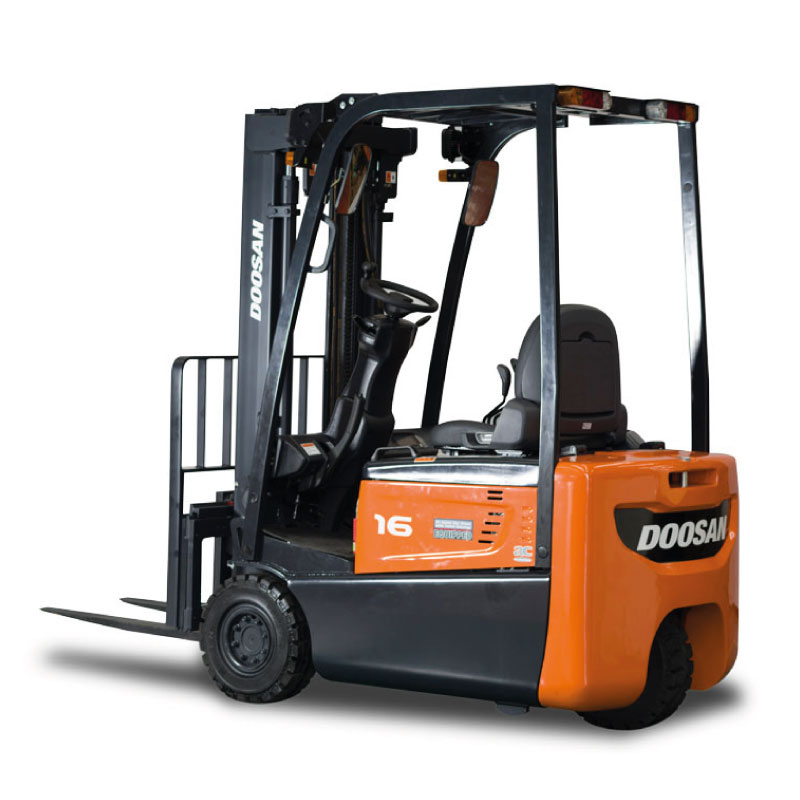 Electric Forklift Trucks - 1.3 t – 1.6 t – Série 7  3 Wheel