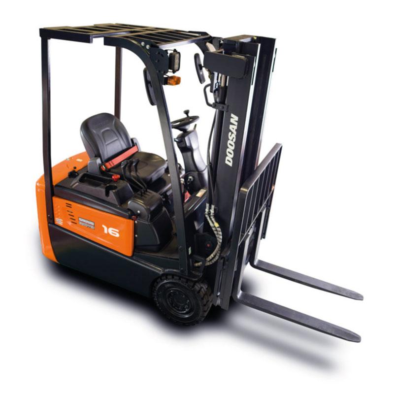 Electric Forklift Trucks - 1.3 t – 1.6 t – Série 7  3 Wheel