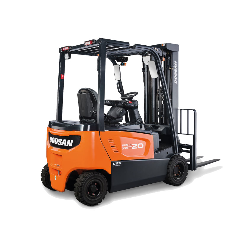Electric Forklift Trucks - 1.6 t – 2.0 t – 7 Series